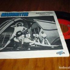 Discos de vinilo: MAISONETTES . SINGLE - PEDIDO MINIMO 6 EUROS. Lote 131780218