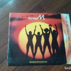 Discos de vinilo - Boney m.-boonoonoonoos.lp españa - 131784942