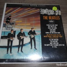 Disques de vinyle: THE BEATLES - SOMETHING NEW (USA 1964). Lote 131786038