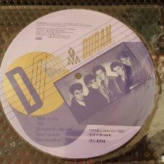 Discos de vinilo: FLEXI - DURAN DURAN SELLO: EMI - FORMATO: FLEXI-DISC, 33 RPM, SINGLE SIDED, PROMO, SAMPLER. Lote 131788818