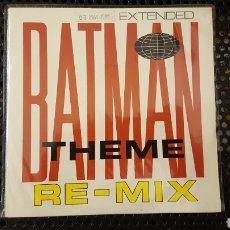 Discos de vinilo: SINGLE - JAN & DEAN – BATMAN THEME SELLO: BAM-CARUSO RECORDS – NRIC 107. Lote 131794954