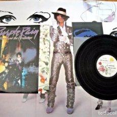 Discos de vinilo: VINILO EDICIÓN JAPONESA DEL LP DE PRINCE PURPLE RAIN. Lote 131837026
