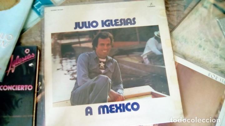 Discos de vinilo: JULIO IGLESIAS -25 TRABAJOS DESDE 1969 A 1994 LOTE DE 27 LPs ORIGINALES VER FOTOS Y DESCRIPCIÓN - Foto 2 - 131840518