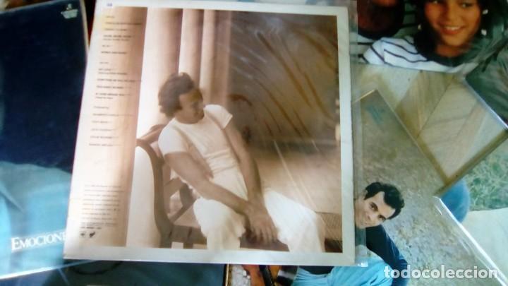 Discos de vinilo: JULIO IGLESIAS -25 TRABAJOS DESDE 1969 A 1994 LOTE DE 27 LPs ORIGINALES VER FOTOS Y DESCRIPCIÓN - Foto 10 - 131840518