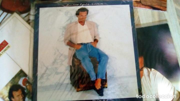Discos de vinilo: JULIO IGLESIAS -25 TRABAJOS DESDE 1969 A 1994 LOTE DE 27 LPs ORIGINALES VER FOTOS Y DESCRIPCIÓN - Foto 30 - 131840518