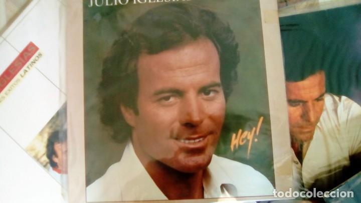 Discos de vinilo: JULIO IGLESIAS -25 TRABAJOS DESDE 1969 A 1994 LOTE DE 27 LPs ORIGINALES VER FOTOS Y DESCRIPCIÓN - Foto 32 - 131840518