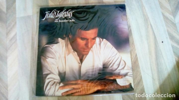 Discos de vinilo: JULIO IGLESIAS -25 TRABAJOS DESDE 1969 A 1994 LOTE DE 27 LPs ORIGINALES VER FOTOS Y DESCRIPCIÓN - Foto 36 - 131840518