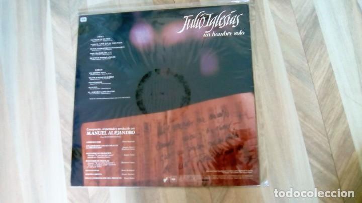 Discos de vinilo: JULIO IGLESIAS -25 TRABAJOS DESDE 1969 A 1994 LOTE DE 27 LPs ORIGINALES VER FOTOS Y DESCRIPCIÓN - Foto 38 - 131840518