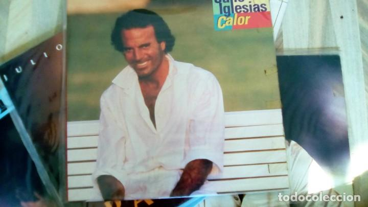Discos de vinilo: JULIO IGLESIAS -25 TRABAJOS DESDE 1969 A 1994 LOTE DE 27 LPs ORIGINALES VER FOTOS Y DESCRIPCIÓN - Foto 41 - 131840518