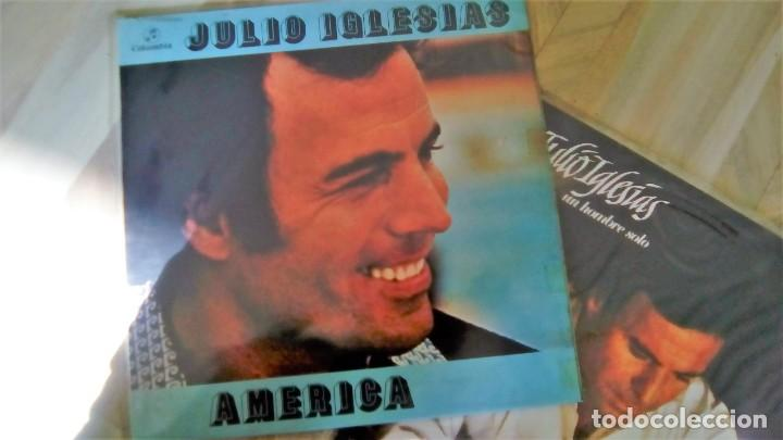 Discos de vinilo: JULIO IGLESIAS -25 TRABAJOS DESDE 1969 A 1994 LOTE DE 27 LPs ORIGINALES VER FOTOS Y DESCRIPCIÓN - Foto 47 - 131840518