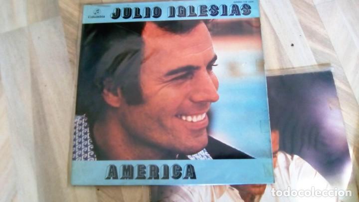 Discos de vinilo: JULIO IGLESIAS -25 TRABAJOS DESDE 1969 A 1994 LOTE DE 27 LPs ORIGINALES VER FOTOS Y DESCRIPCIÓN - Foto 48 - 131840518