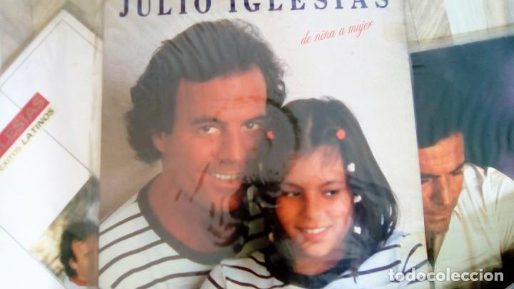 Discos de vinilo: JULIO IGLESIAS -25 TRABAJOS DESDE 1969 A 1994 LOTE DE 27 LPs ORIGINALES VER FOTOS Y DESCRIPCIÓN - Foto 50 - 131840518