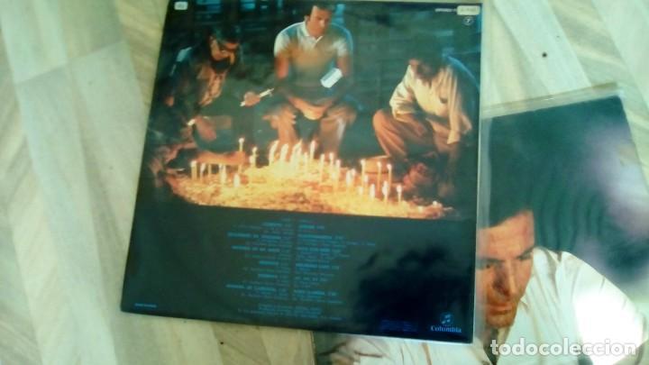 Discos de vinilo: JULIO IGLESIAS -25 TRABAJOS DESDE 1969 A 1994 LOTE DE 27 LPs ORIGINALES VER FOTOS Y DESCRIPCIÓN - Foto 51 - 131840518