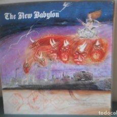 Discos de vinilo: EXODO - THE NEW BABYLON. Lote 131853866