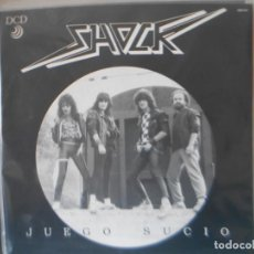 Discos de vinilo: SHOCK - JUEGO SUCIO. Lote 131854918