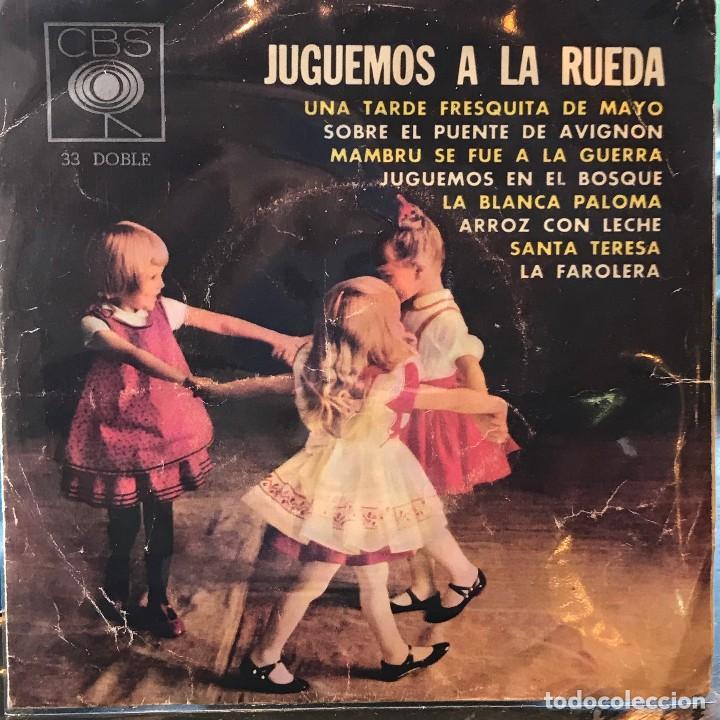 EP ARGENTINO DE LAS ARDILLITAS AÑO 1964 (Música - Discos de Vinilo - EPs - Música Infantil)