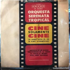 Discos de vinilo: EP ARGENTINO DE ORQUESTA SERENATA TROPICAL AÑO 1964. Lote 131874506