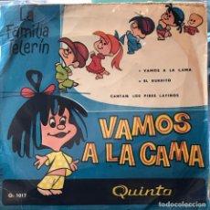 Discos de vinilo: SENCILLO ARGENTINO DE LOS PIBES LATINOS AÑO 1966. Lote 131874566