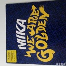 Discos de vinilo: MIKA WE ARE GOLDEN REMIXES. Lote 131883362