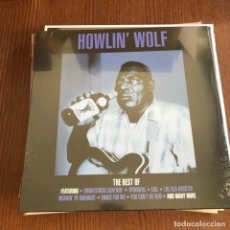 Discos de vinilo: HOWLIN' WOLF - THE BEST OF - LP NOT NOW 2015 NUEVO. Lote 131884462