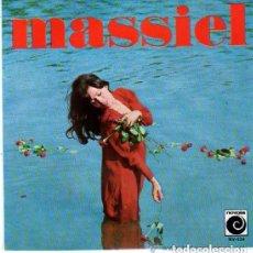 Discos de vinilo: MASSIEL – ROSAS EN EL MAR / LAS ESTRELLAS LO SABRAN / HASTA MAÑANA / RUIDOS - EP SPAIN 1966. Lote 131895674