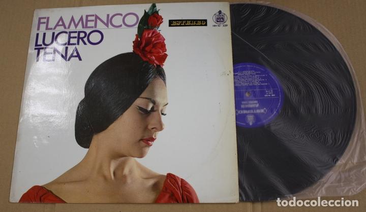 LP LUCERO TENA. FLAMENCO. HISPAVOX, 1967 (Música - Discos - LP Vinilo - Flamenco, Canción española y Cuplé)