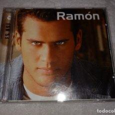 Discos de vinilo: RAMON ES ASI CD ALBUM TEMA DEL FESTIVAL DE EUROVISION 2004 PARA LLENARME DE TI 13 TEMAS. Lote 224255522