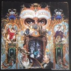 Discos de vinilo: DOBLE DISCO LP VINILO MICHAEL JACKSON DANGEROUS EDICION ESPAÑOLA DE 1991. Lote 131912934