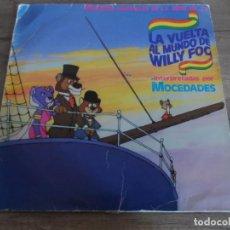 Discos de vinilo: MOCEDADES – LA VUELTA AL MUNDO DE WILLY FOG. Lote 131922670