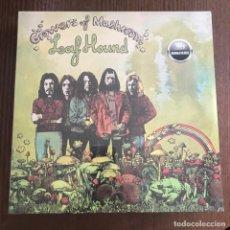 Discos de vinil: LEAF HOUND - GROWERS OF MUSHROOM (1971) - LP REEDICIÓN REPERTOIRE 2015 NUEVO. Lote 131928026