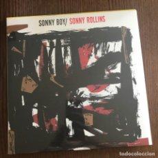 Discos de vinilo: SONNY ROLLINS - SONNY BOY (1961) - LP REEDICIÓN DOXY 2016 NUEVO. Lote 131929294