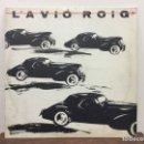 Discos de vinilo: DIFICIL MAXI L'AVIO ROIG-COCHES NEGROS .PRODUCCIONES CITRA 1985. Lote 131934737