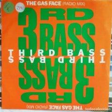 Discos de vinilo: 3RD BASS - THE GAS FACE - MF DOOM - 1990 . Lote 131936738