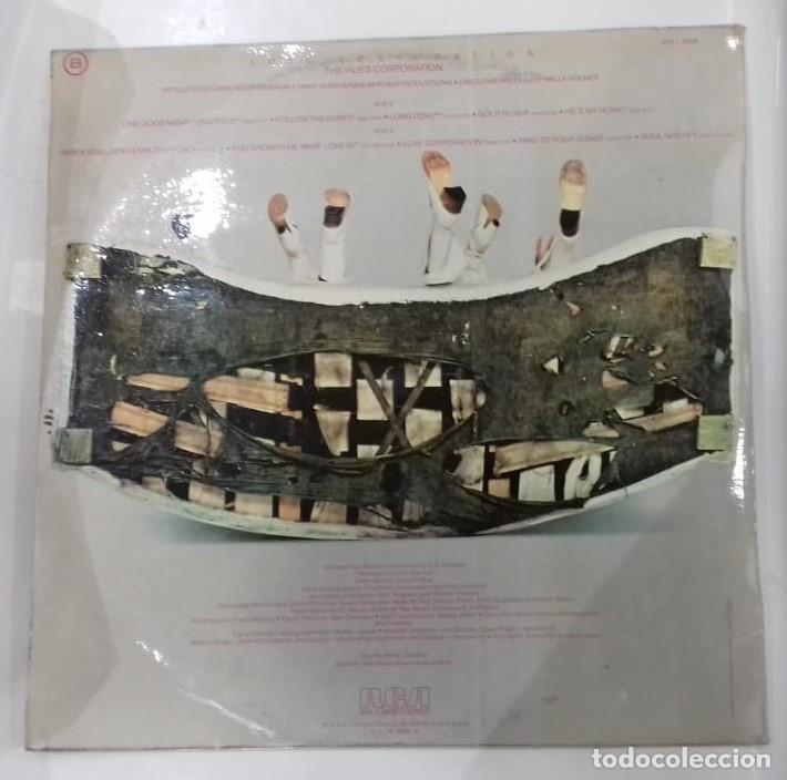 Discos de vinilo: THE HUES CORPORATION - LOVE CORPORATION - LP PROMO - ED ESPAÑOLA 1975 - Foto 2 - 131980582