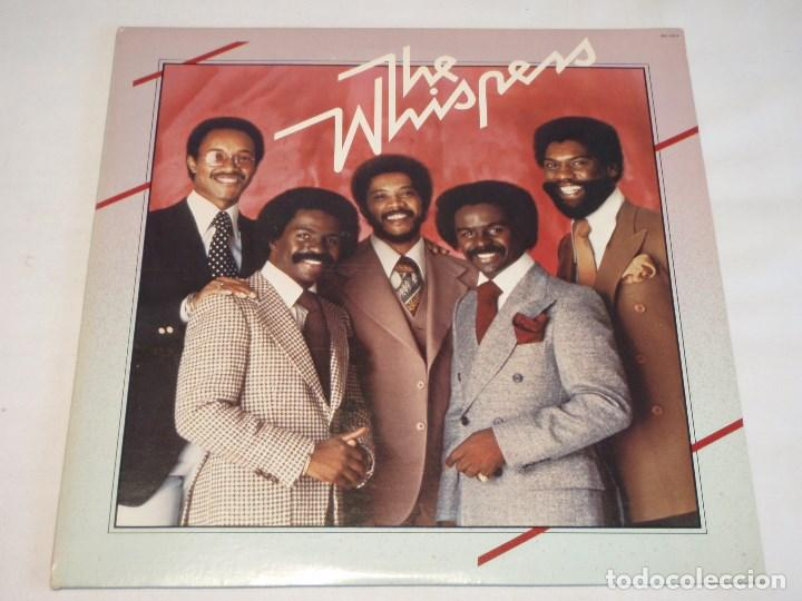 THE WHISPERS - THE WHISPERS USA - 1979 LP SOLAR RECORDS (Música - Discos - LP Vinilo - Funk, Soul y Black Music)