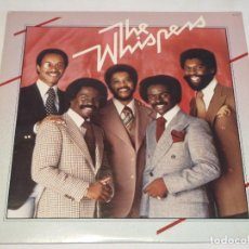 Discos de vinilo: THE WHISPERS - THE WHISPERS USA - 1979 LP SOLAR RECORDS. Lote 131992258