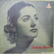 Discos de vinilo: JUANITA REINA / HECHO EN CUBA. Lote 132010126
