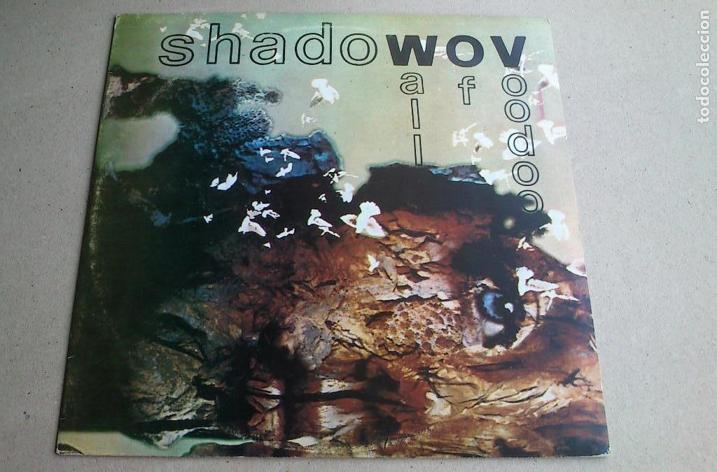 Discos de vinilo: WALL OF VOODOO - SHADOWOV - LP - 1986 - Foto 1 - 132016146