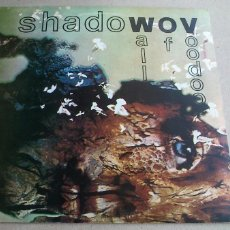 Discos de vinilo: WALL OF VOODOO - SHADOWOV - LP - 1986. Lote 132016146