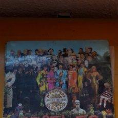 Discos de vinilo: BEATLES, SGT PEPPERS PRIMERA EDICIÓN UK, LP. Lote 132025299