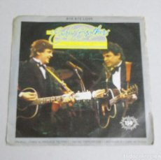 Discos de vinilo: THE EVERLY BROTHERS --BYE BYE LOVE. Lote 132030762