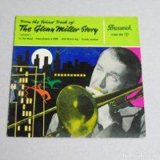 Discos de vinilo: THE GLENN MILLER STORY - IN THE MODE ---PENNSYLVANIA 6-5000--LITTLE BROWN-- TUXEDO JUNCTION. Lote 132033338