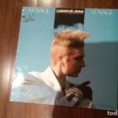 Discos de vinilo: DESIRELESS-VOYAGE.MAXI. Lote 132043534