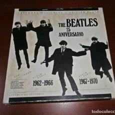 Discos de vinilo: THE BEATLES - 25º ANIVERSARIO.. Lote 132069358