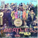 Discos de vinilo: THE BEATLES / WITH A LITTLE HELP FROM MY FRIENDS + 3 (EP ORIGINAL ESPAÑOL 1968). Lote 132091894