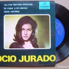 Discos de vinilo: ROCIO JURADO OJOS VERDES - EP 1966 - COLUMBIA. Lote 132093522