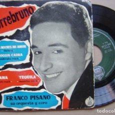Discos de vinilo: TORREBRUNO - BUENAS NOCHES MI AMOR - EP 1959 - HISPAVOX. Lote 132093958