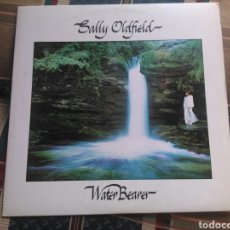 Discos de vinilo: SALLY OLDFIELD LP WATER BEAVER 1979 VG MIKE OLDFIELD NEW AGE ENYA. Lote 132101159