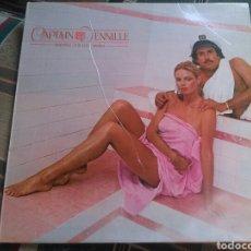 Discos de vinilo: CAPTAIN & TENNILLE LP KEEPING OUR LOVE WARM 1980. Lote 132103741