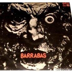 Discos de vinilo: X14 - BARRABAS. MUSICA CALIENTE. LP. VINILO.. Lote 132109186